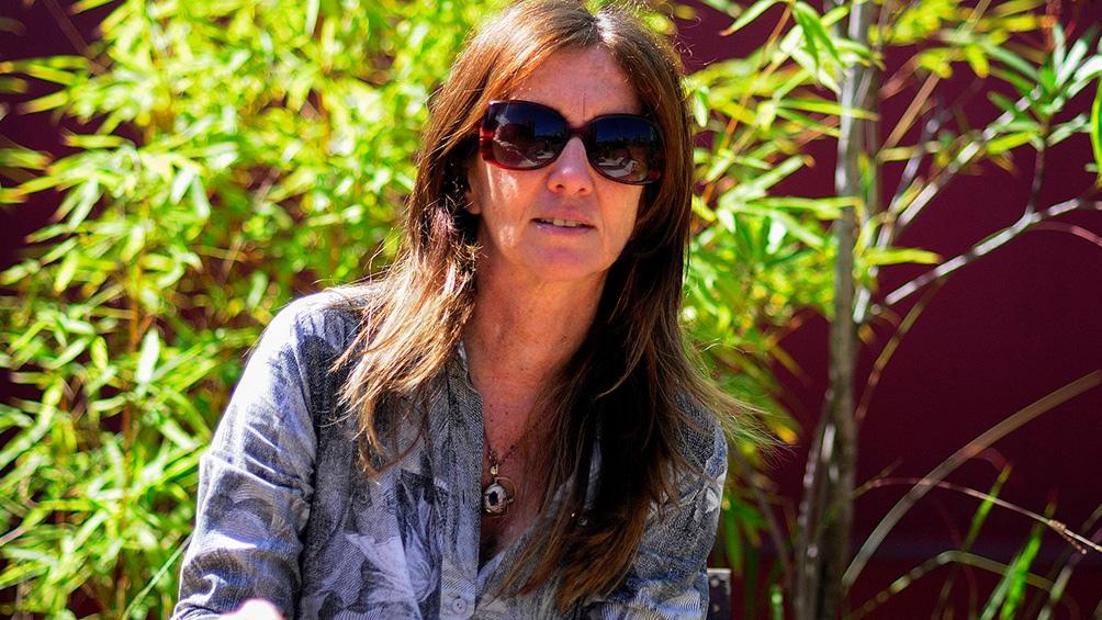 Paula de Luque, una cineasta con historia.
