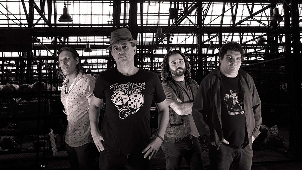 El grupo recordó al miembro de la banda Catupecu Machu fallecido en enero