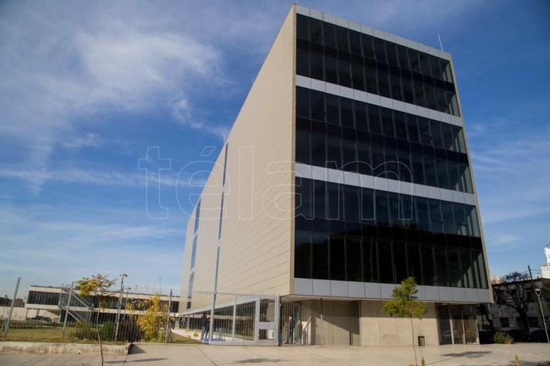 La la nueva sede del AGN donde funcionaba la vieja cárcel de Caseros en pleno Parque Patricios.