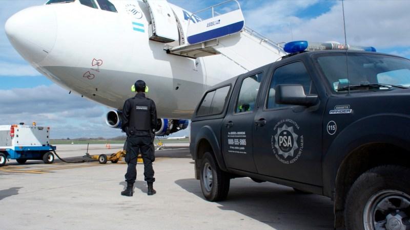 15 años de la Policía de Seguridad Aeroportuaria