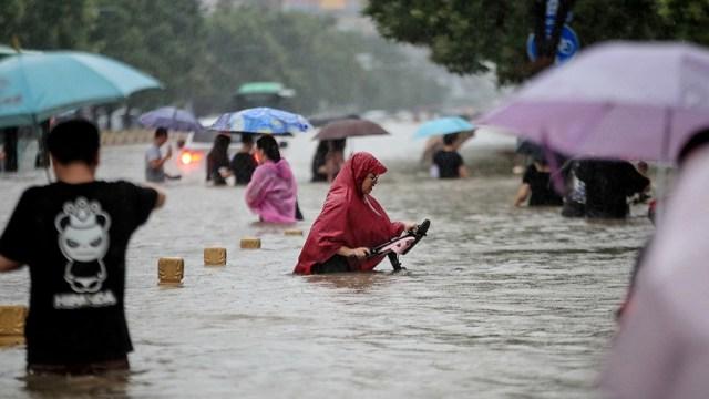 El nuevo informe de los expertos de la ONU llega en medio de una seguidilla de catástrofes naturales. (Foto: AFP)