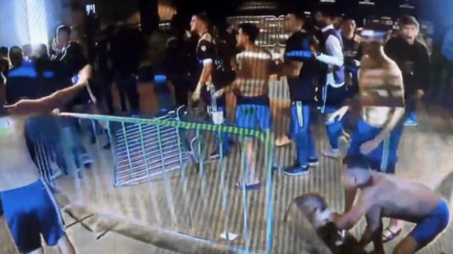 Escándalo en Belo Horizonte.