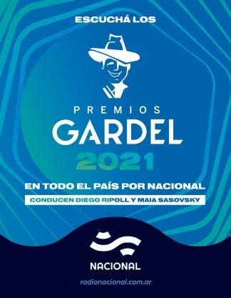 Los ya emblemáticos premios Gardel, más competitivos que nunca.