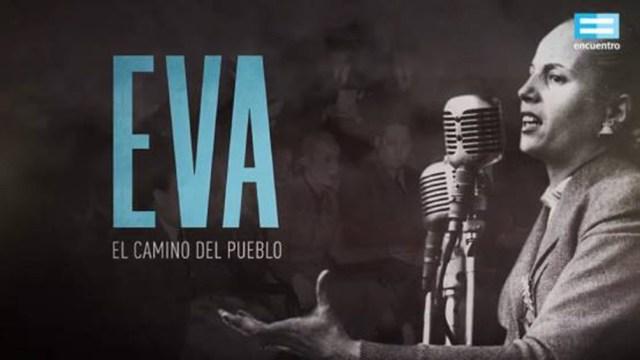Eva Perón y un documental imprescindible