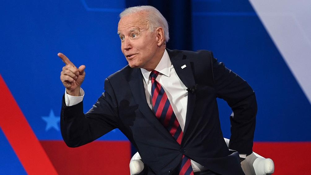 Biden había dicho el martes que recibió información de que Rusia, supuestamente, ya estaba interfiriendo en las elecciones legislativas.