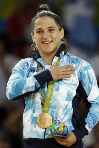 En el circuito internacional de judo obtuvo 21 oros, 12 platas y 17 bronces en toda su campaña. (Foto: AFP)