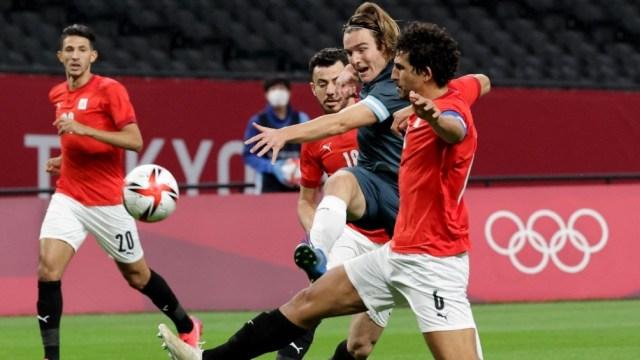La Argentina obtuvo una victoria que le permite recuperarse en la tabla (Foto: AFP)