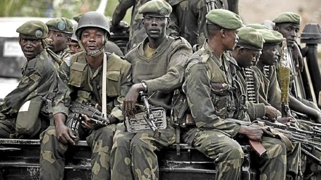 El Ejército liberó a más de 150 civiles: mujeres, ancianos, niños y jóvenes