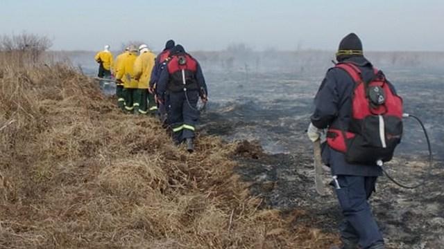 Se instalará una base nacional de operaciones en el Delta del río Paraná para prevenir, monitorear y combatir incendios.