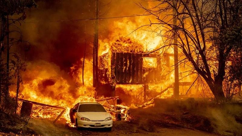 Los Incendios de Greenville, en California, EEUU, son solo una muestra de las consecuencias que derivan del cambio climático.
