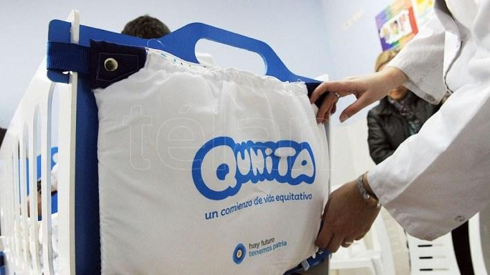 El Plan Qunita se implementó durante la gestión presidencial de Cristina Kirchner en 2015.
