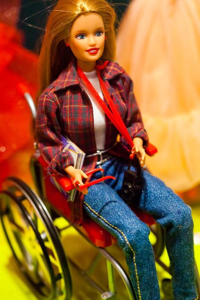 La Barbie en silla de ruedas fue la más vendida en 2020 en EEUU.