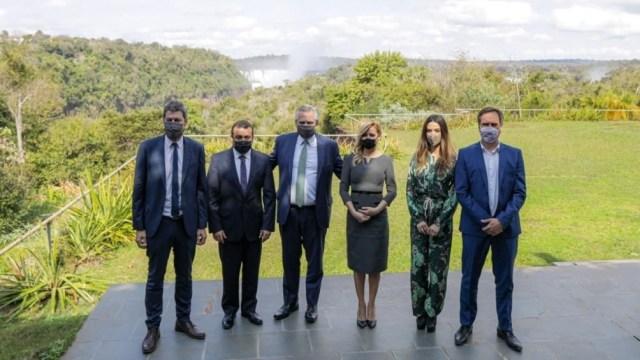 En Misiones, el Presidente participó del lanzamiento del programa Previaje II y expresó la capacidad de motorizar con grandes posibilidades el turismo como actividad clave.