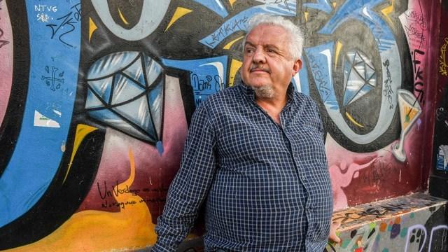 Este miércoles, el director  fue encontrado en la productora El Zafra tras haber sufrido un ACV,