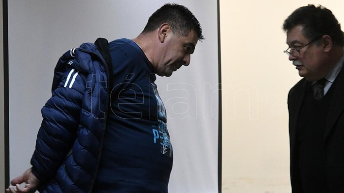 """Fabián Gómez recibió una pena de cuatro por ser """"partícipe necesario"""" del crimen."""