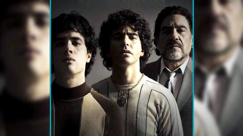 """""""Diego es mucho más que un jugador de fútbol"""", dijo el director, Alejandro Aimetta, a Télam."""