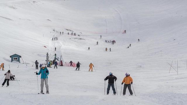 Si bien la nieve se demoró en llegar, 6510 turistas igualmente eligieron este destino durante las vacaciones de julio.