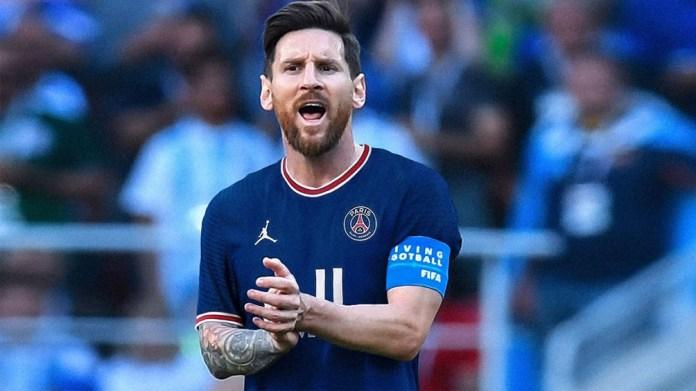 Con el PSG, Messi quiere llegar a ser pentacampeón europeo.
