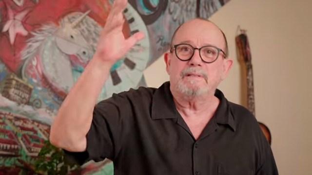 Silvio Rodríguez, una de las caras de la cinta documental.