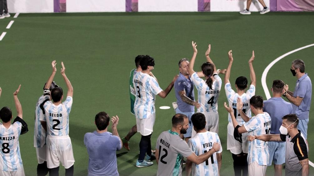 Los Murciélagos, que se aseguraron una medalla de plata por jugar la final, buscarán en Tokio su primera dorada en un paralímpico