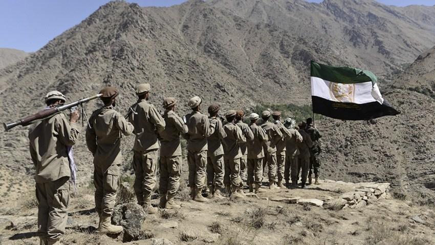 El jefe del Ejército estadounidense expresó su preocupación por la posibilidad de que los grupos terroristas crezcan en Afganistán..