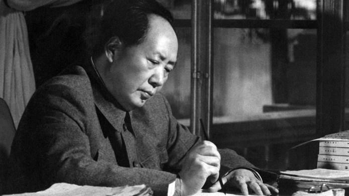 Mao Tse Tung murió el 9 de septiembre de 1976 (Foto AFP).