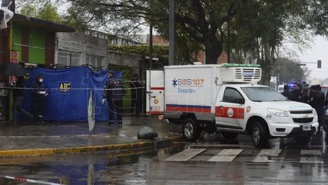 En varios casos, los asesinos circulaban en motos. (Foto: Sebastián Granata)
