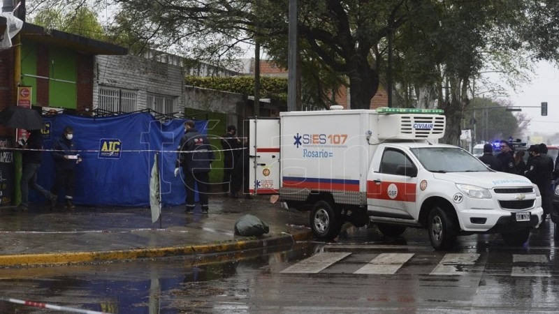 Al principio de esta semana, en menos de 24 horas asesinaron a seis personas en Rosario.