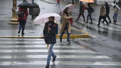 Las excepciones son las provincias del NOA (Noroeste Argentino) y Cuyo, donde se estima que el trimestre tenga lluvias normales.
