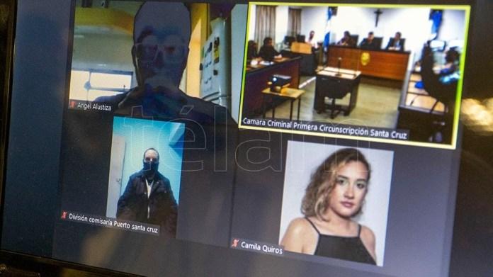 """El abogado defensor anticipó a Télam que """"no estamos de acuerdo"""". Foto Walter Diaz"""