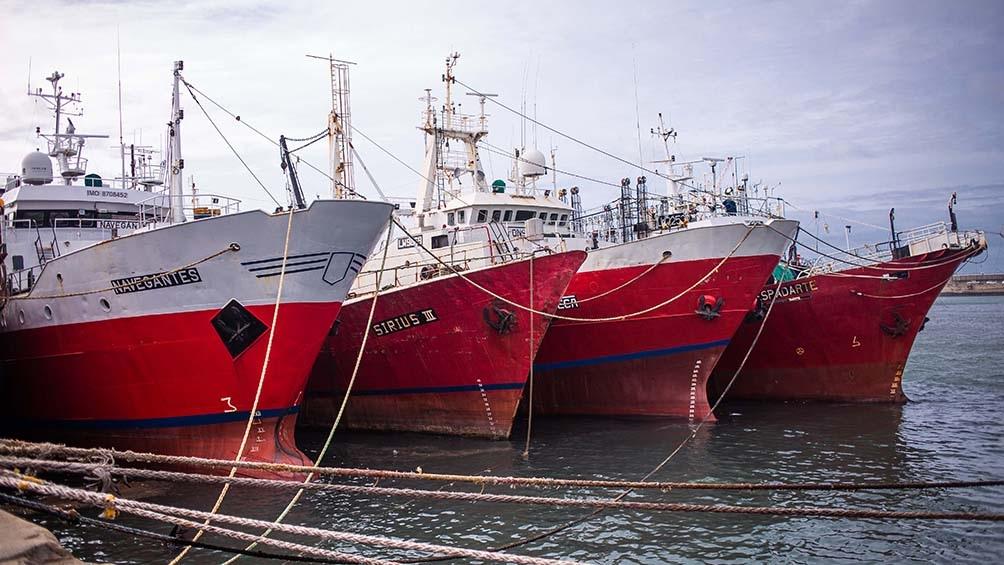 Las ventas de pescados y mariscos sin elaborar crecieron un 119,7% interanual y alcanzaron los US$ 167 millones. Foto: Diego Izquierdo.