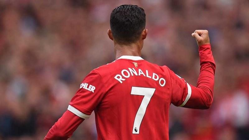 Otra vez el 7, otra vez Old Trafford, otra vez Cristiano en el United.