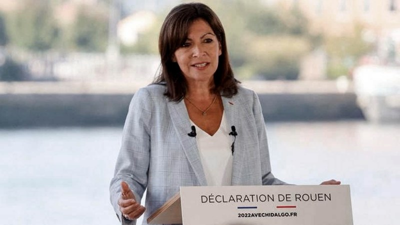 Hidalgo espera repetir el hito del conservador Jacques Chirac, quien en 1995, siendo alcalde de París, ganó la presidencia. Foto: Twitter.