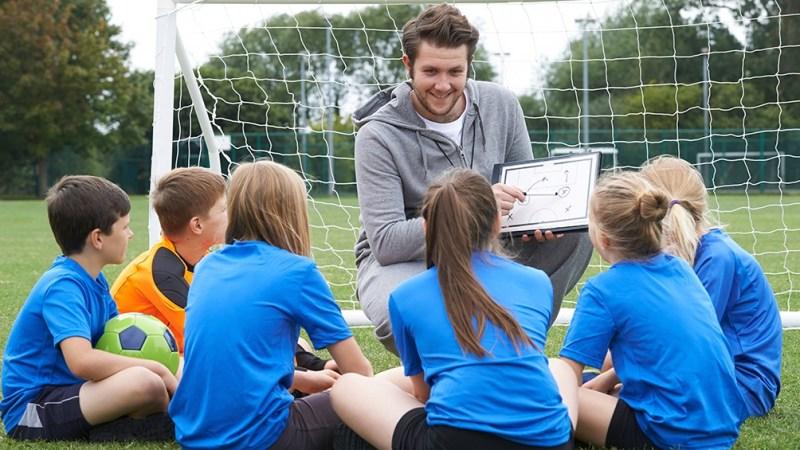 El fútbol mixto ya existe en categorías infantiles en algunos países de Europa y América.