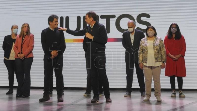 Santilli reiteró que camino a las legislativas del 14 de noviembre hará campaña junto a Manes y elogió a la gestión del PRO.