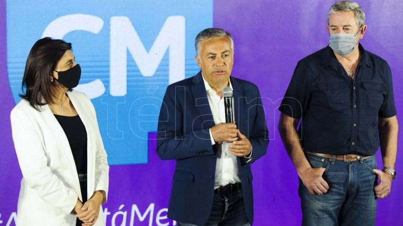 Cornejo fue el gran ganador en Mendoza (Archivo).