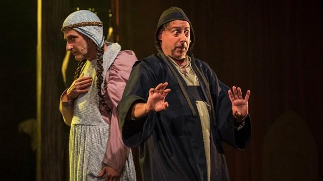 """Una audaz y lograda creación en torno a """"Hamlet"""", el príncipe de Dinamarca (Foto: Prensa)"""