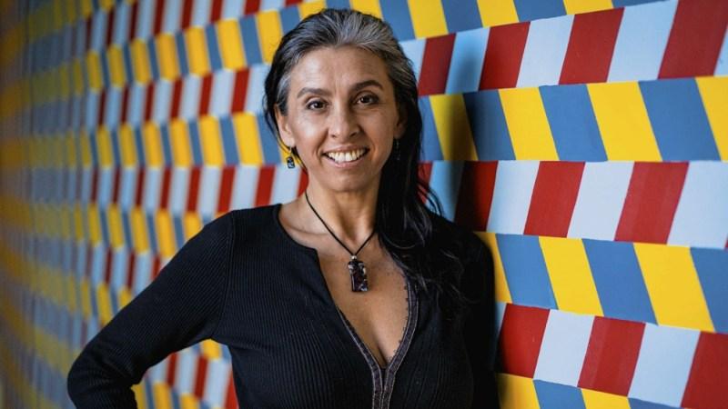 Natacha Poberaj, directora artística del mundial de baile (Foto: Prensa Ciudad)
