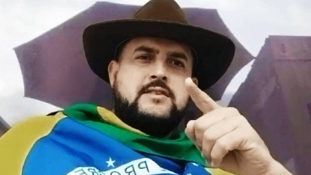 Trovao, cuyo nombre real es Marcos Antonio Pereira Gomes, fue localizado el pasado jueves en Ciudad de México después de que la justicia brasileña ordenara su arresto
