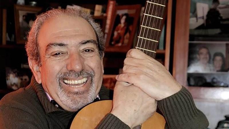 García fue parte del popular conjunto Los Ranquelinos y en 1985 fundó el reconocido quinteto Cantizal.