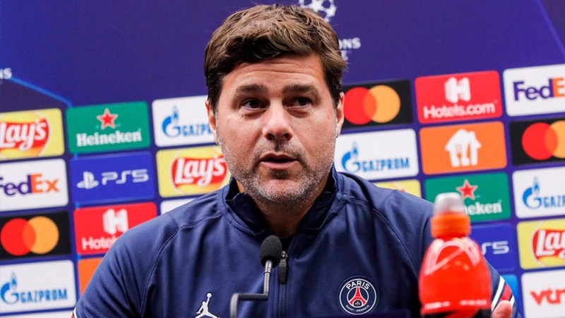 Pochettino puede incluir a Messi en el once inicial (twitter Paris Saint Germain).
