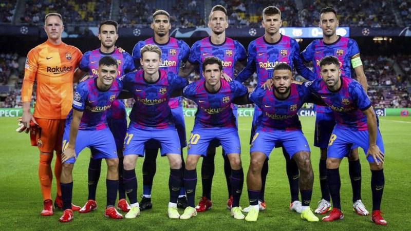 El nuevo Barça, sin Messi y con pocas figuras. (@FCBarcelona).