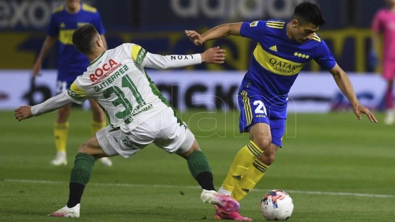 Empate sin goles en la Bombonera. (Foto: Maximiliano Luna)