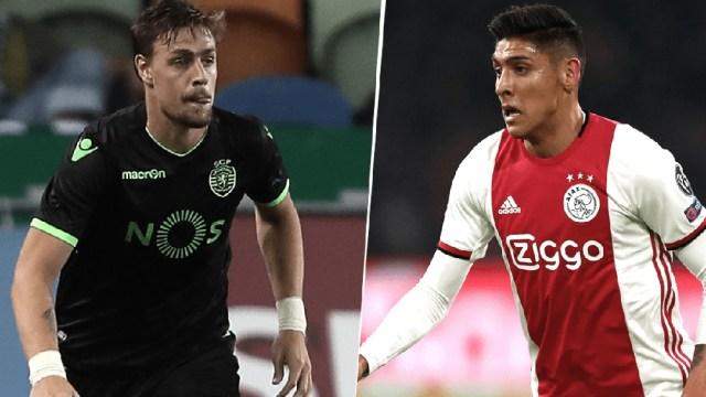 Ajax quiere comenzar con un buen resultado ante Sporting Lisboa.