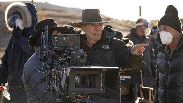 Eastwood, detrás de cámaras (Foto: Warner Bros.)