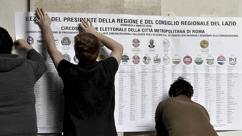 Desde el triunfo del Cinco Estrellas en las últimas elecciones al Parlamento, en 2018, la popularidad del partido se desplomó en las votaciones para gobernador y en las encuestas de opinión pública.