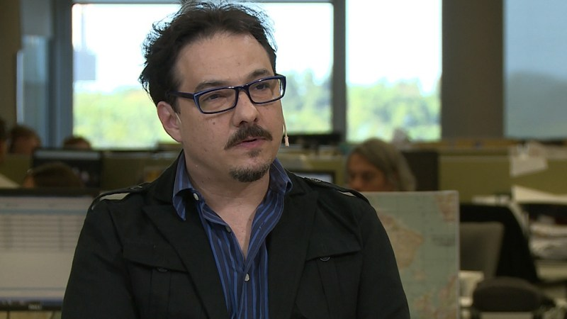 Fernán Mirás sufrió un aneurisma cerebral y fue internado en Los Arcos.