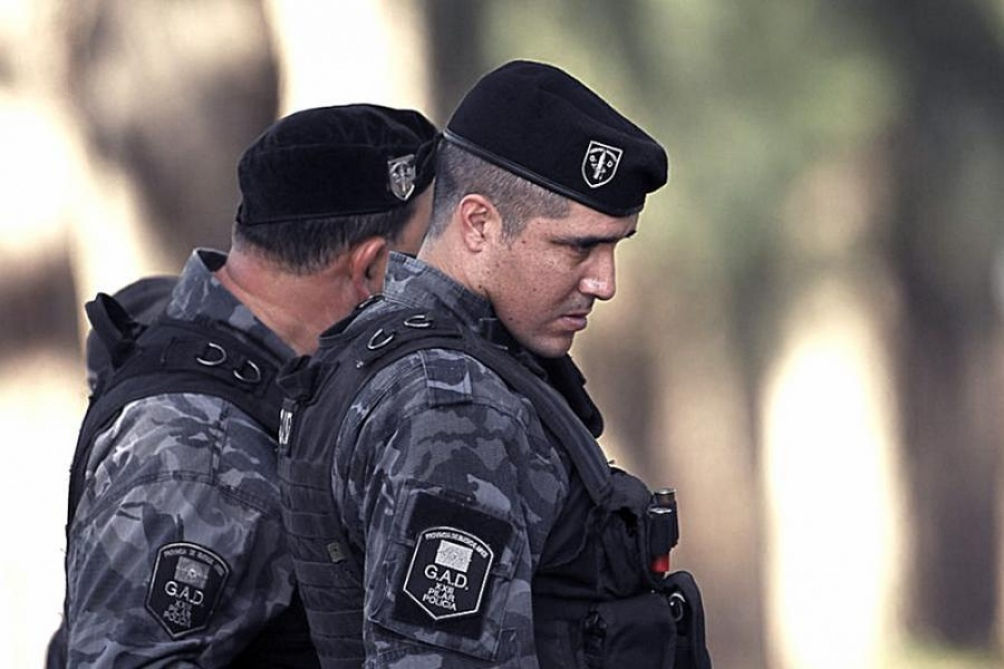 """""""Queremos dar certidumbre sobre lo que va a pasar, queremos dar certeza a la fuerza"""", dijo Bianco ."""