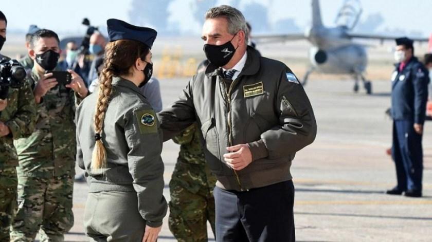 """El ministro Rossi dijo que el Fondef """"no es un punto de llegada"""", sino """"un punto de inicio""""."""