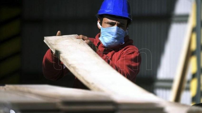 """Matías Kulfas, afirmó que la """"recuperación es muy clara y contundente"""" en la industria manufacturera y en la construcción."""